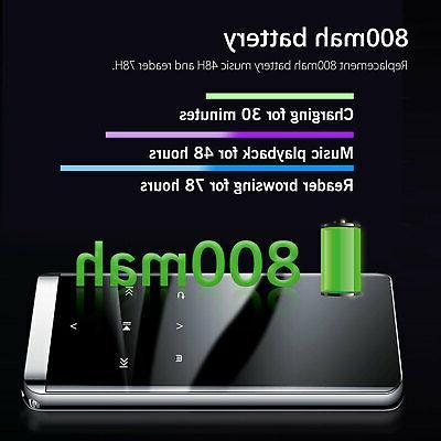 8GB bluetoot BT Player Speakers Media Radio Recorder