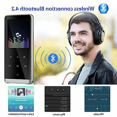 8GB BT Player HIFI Speakers Radio