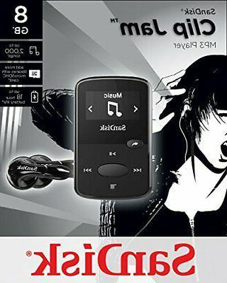 Sandisk 8GB Clip Jam MP3