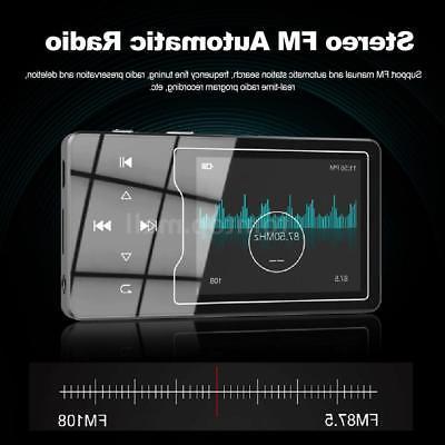 RUIZU Portable Lossless HiFi Music WMA FLAC