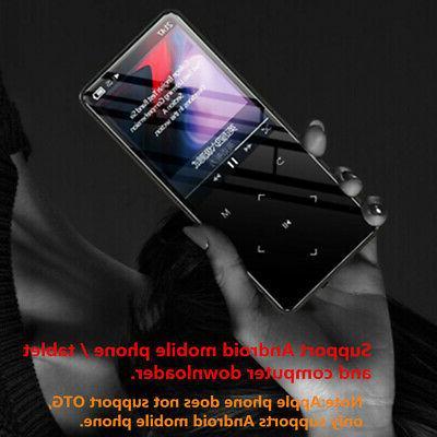 8GB Ultrathin Screen MP3 MP4