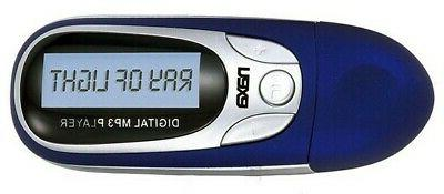 NAXA Electronics NM-105BL MP3/WMA/WAV Player with 4 GB Built