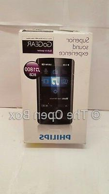 Philips SA4ARA08KF/37 GoGEAR Ariaz MP3 Players - Black
