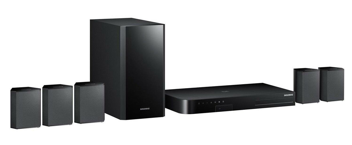 Samsung HT-J4500 5.1 Channel 500 Watt 3D Blu-Ray Home Theate