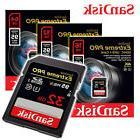 SanDisk Extreme PRO 16GB 32GB 64GB UHS-I/U3 V30 SDHC / SDXC