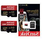 SanDisk Extreme Pro 32GB 64GB Micro SD SDXC Class 10 UHS-I 9