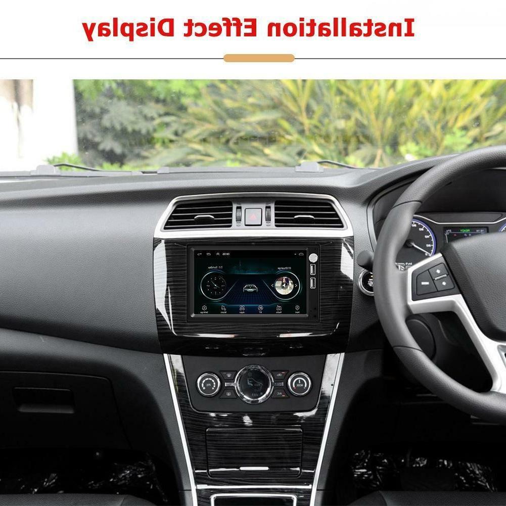 8.1 Car Stereo MP5 Player GPS Navi FM Radio