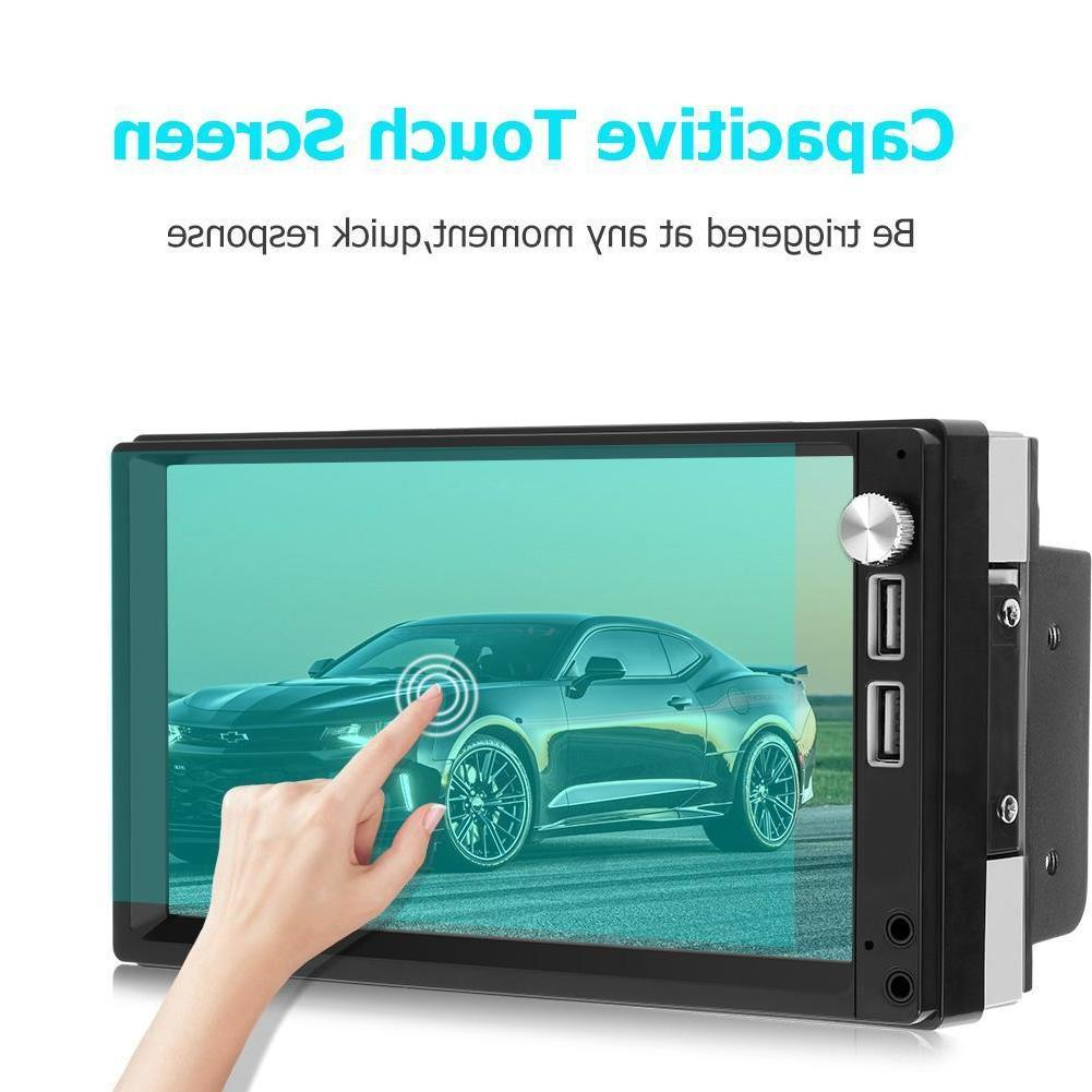 """A5 7"""" 8.1 Stereo MP5 Player Radio"""