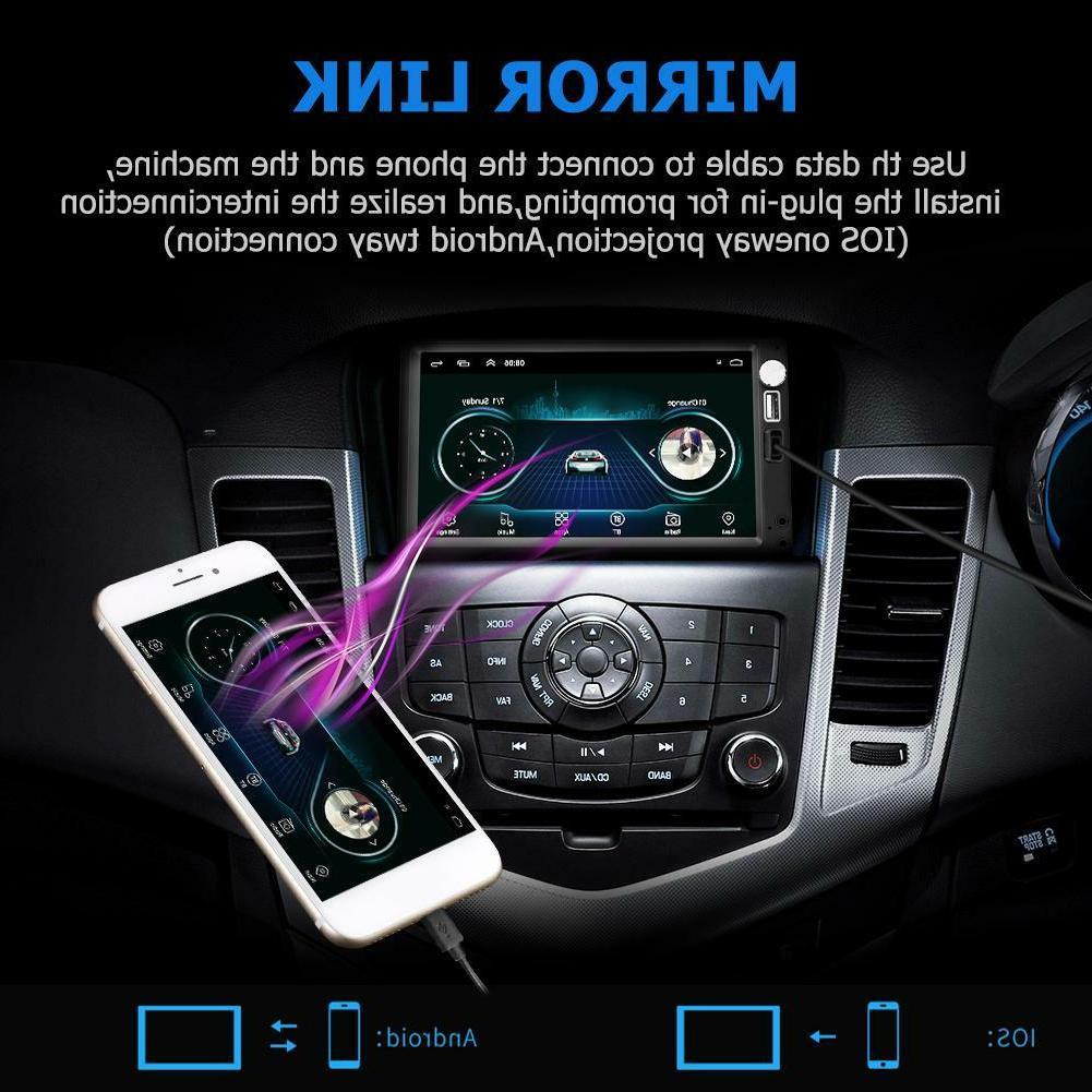A5 Touch 8.1 Stereo MP5 Player Navi