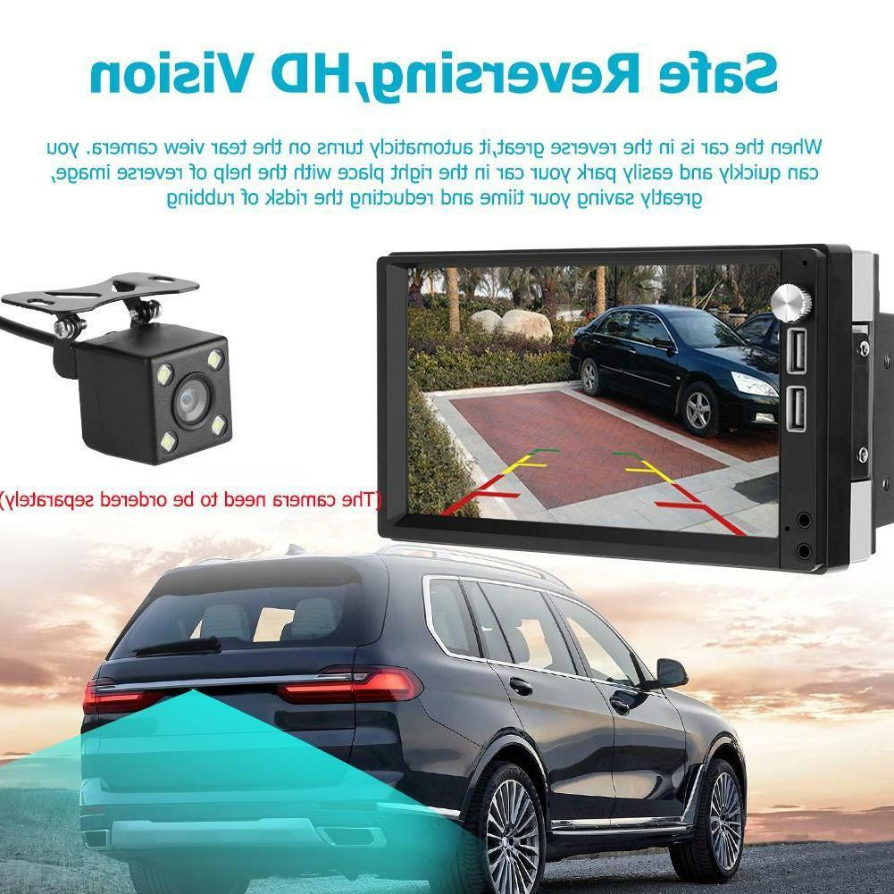 """A5 7"""" 8.1 Car Stereo Player Navi Radio WiFi"""