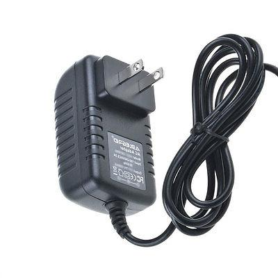 "5V 2A AC Adapter for Coby V-ZON TFDVD7009 Portable 7"" DVD CD"