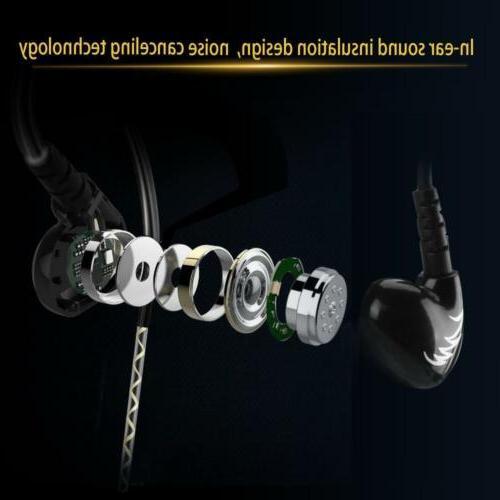 AGPTEK Adjustable Wired Earphone Players,