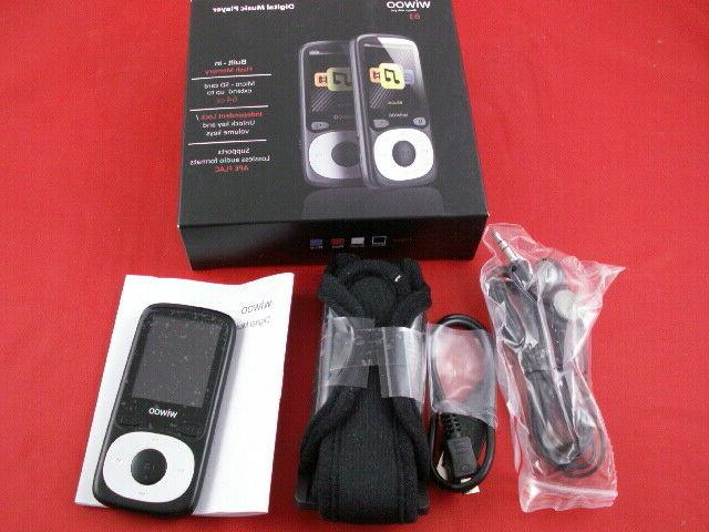 Wiwoo Black Digital Media 16GB FM