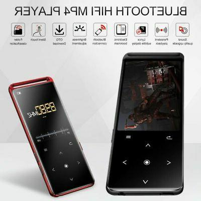Portable Lossless MP3 Audio Player FM player