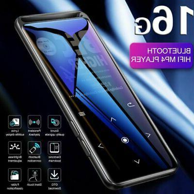 Bluetooth 5.0 HiFi Portable Audio FM Radio US