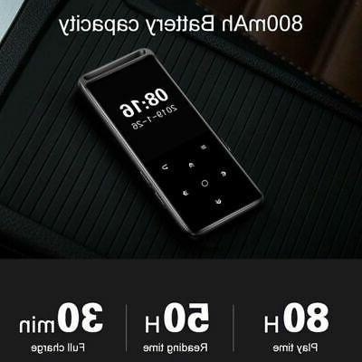 Portable MP4 5.0 Lossless MP3 HiFi Radio