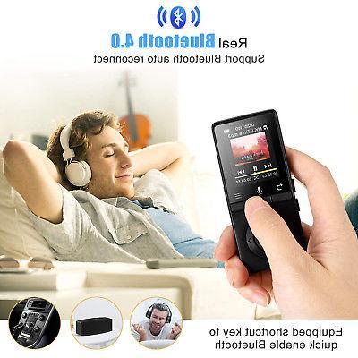 AGPtek Music Loud Speaker MP3 FM Player