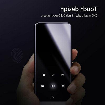 8GB BT Player Speakers Radio Recorder