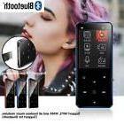 Bluetooth Mp3 Mp4 Player Ultra Thin Touch Screen 8GB New Mus