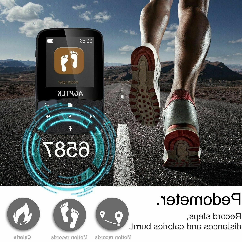 Agptek Bluetooth Mp3 16gb FM Voice