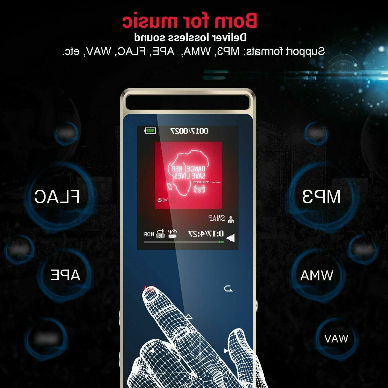 AGPTEK Player 8GB Voice