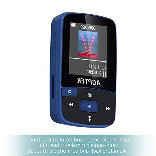 Bluetooth with Player with Radio & Voice up 64GB for Sport