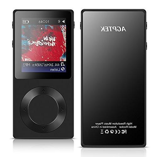AGPTEK Bluetooth Player ROCKER High Digital up to