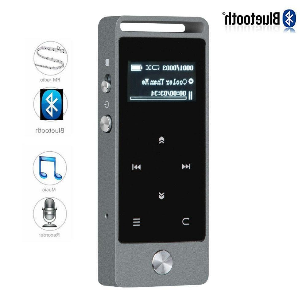 Bluetooth Screen BENJIE S5B 8GB High Player