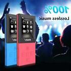 RUIZU Bluetooth MP3 Player with 8GB 130Hs Playing High Quali
