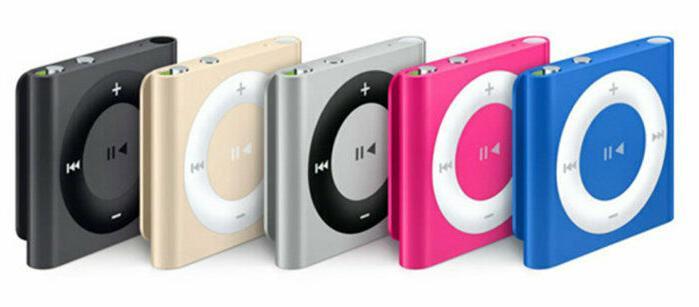 Brand New iPod 4th 2GB A1373 MP3 Player BNIB