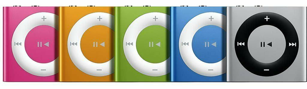 brand new sealed ipod shuffle 4th gen