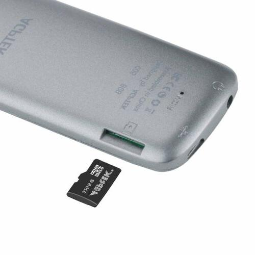 AGPTEK 8GB Lossless Grey