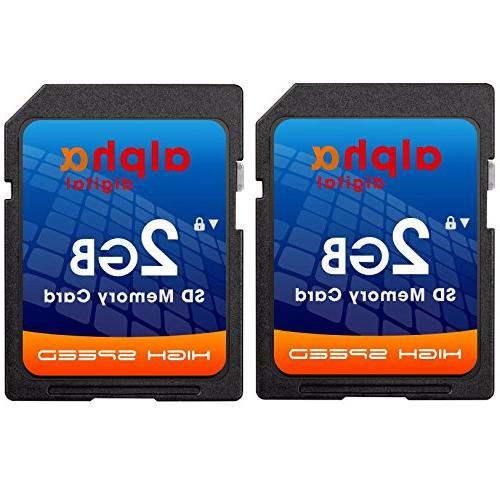 Canon 70D 7D M5 Digital Memory 2GB Memory Card