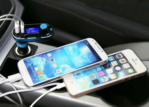 Car MP3 Audio FM Dual
