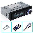 Car Stereo Bluetooth Audio In-Dash FM USB MP3 WMA Radio Mult