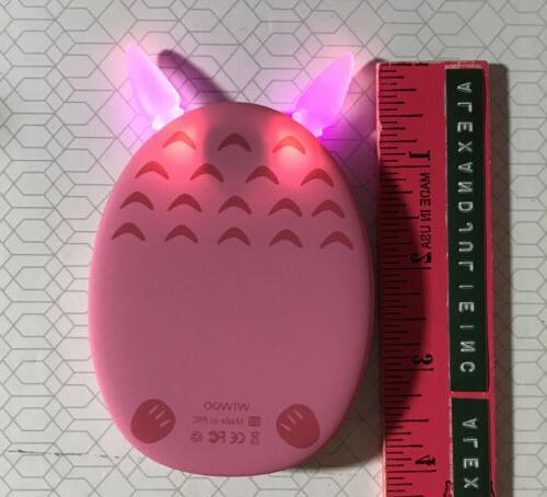 Wiwoo Cartoon MP3 Music Player Q10 Cute! 8GB box