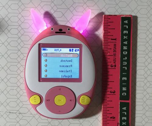 Wiwoo Cartoon Music Player Q10 Cute! 8GB Bluetooth in box See