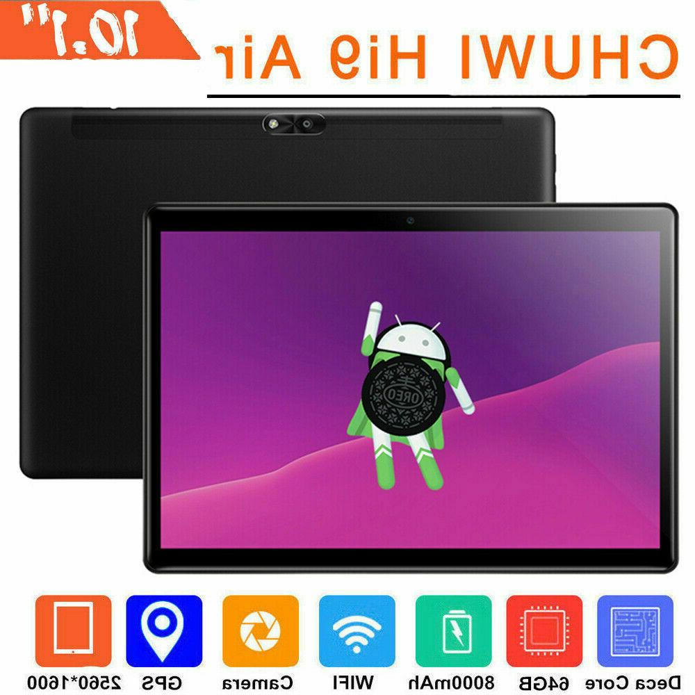 """CHUWI Hi9 Air Android Tablet 10.1"""" 4G 64G Android 8.0 Phone"""