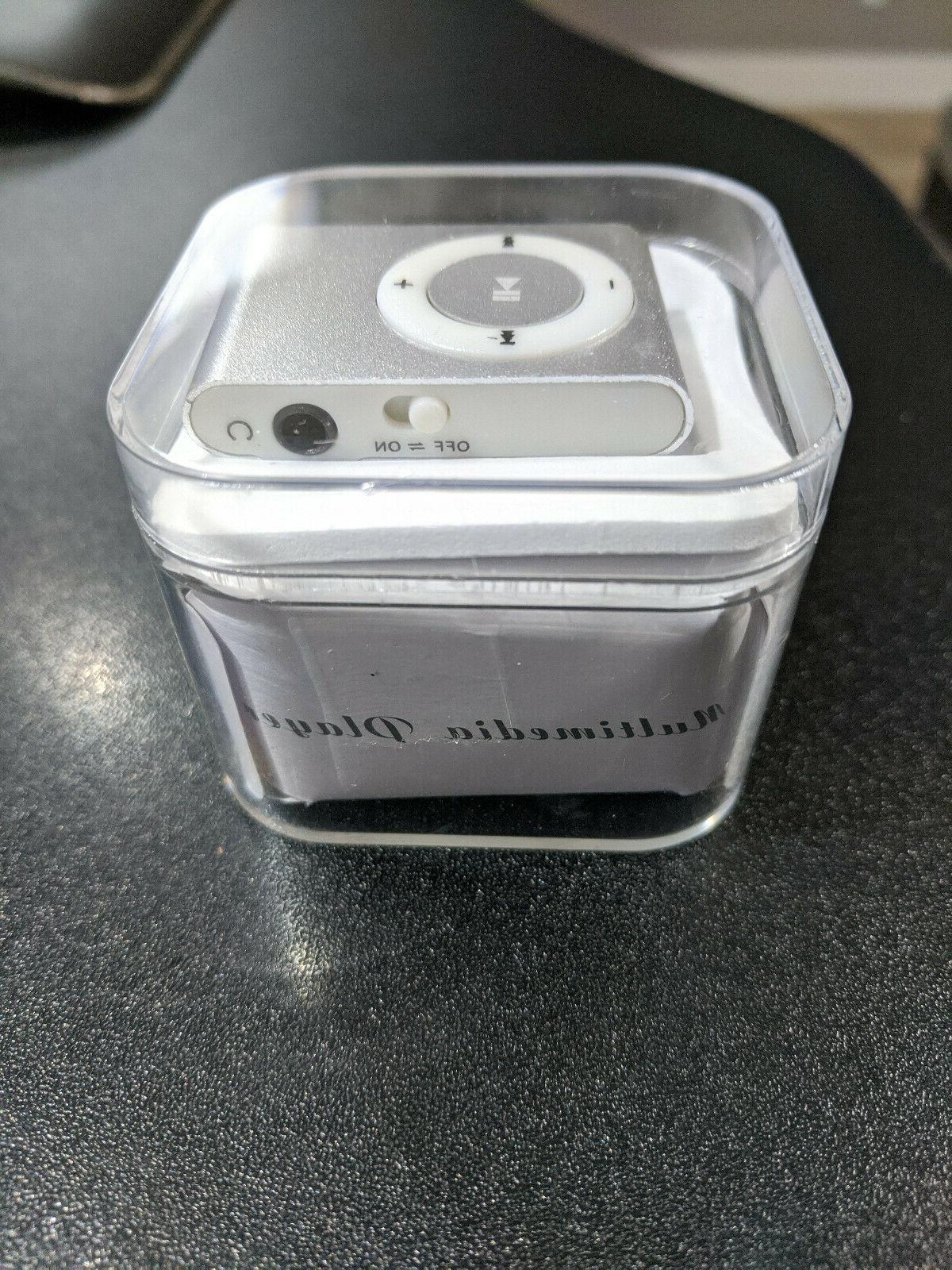 Mini Clip MP3 Player &