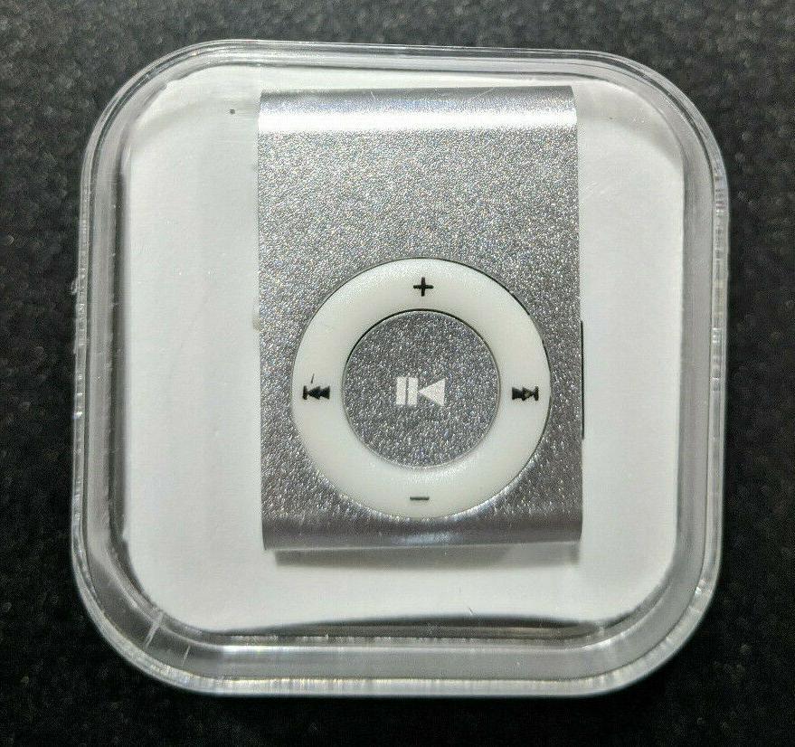 Mini Clip Player For Travel, &
