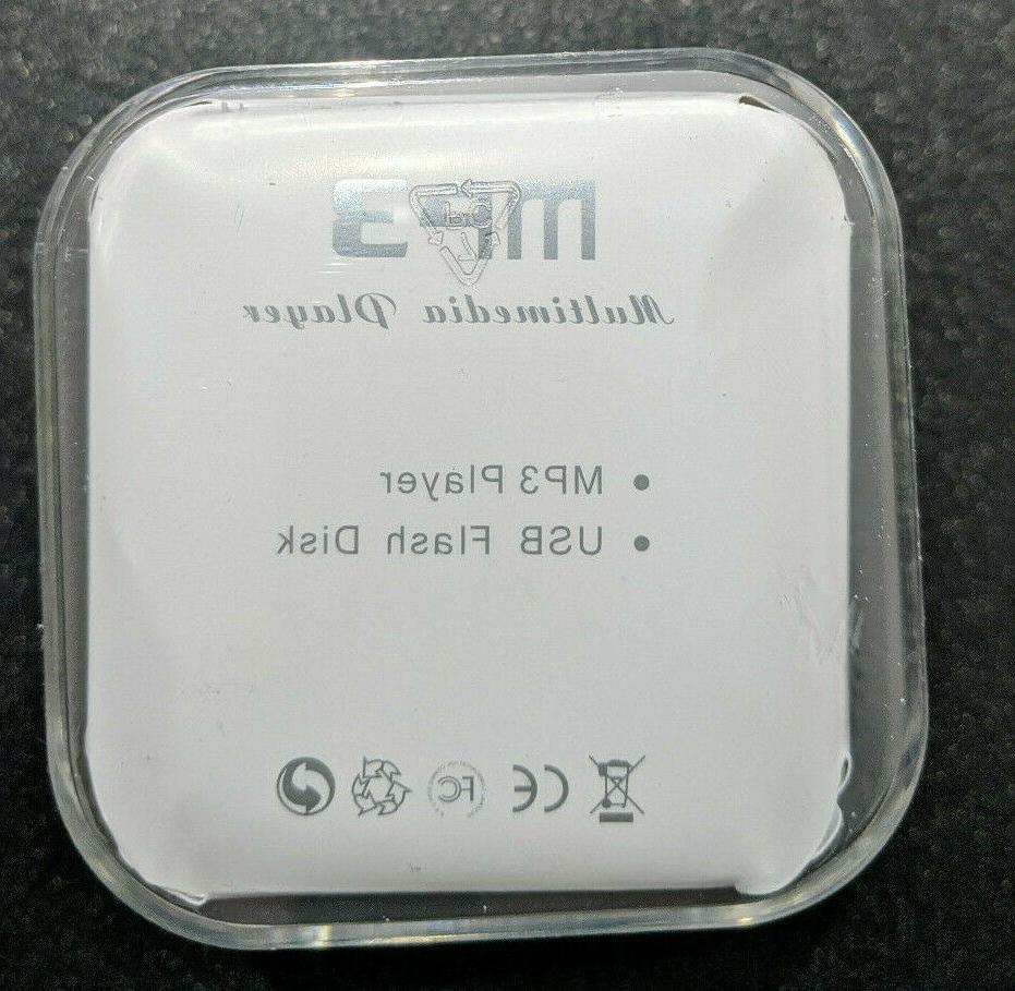Mini Clip Music Player For & Walks