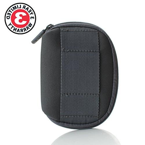 USA GEAR / with Protective Neoprene Material, Accessory Loop with Clip & Players