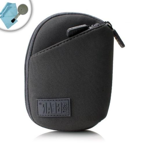 compact mp3 mp4 player case