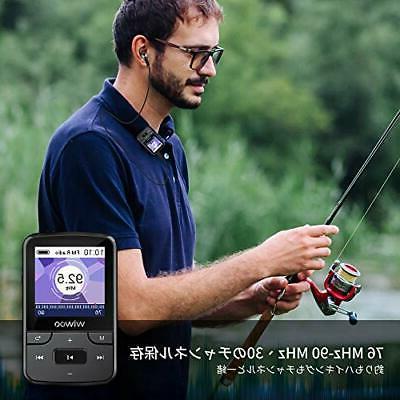 Corresponding Wiwoo Bluetooth mp3 motion 39516