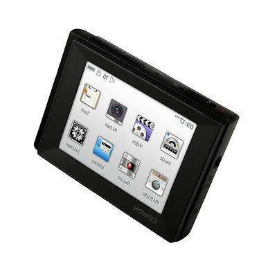 Cowon D2+ Premium Digital Media MP3 Player 8 GB BLACK