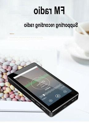 RUIZU D20 Touch Screen 1080P Music