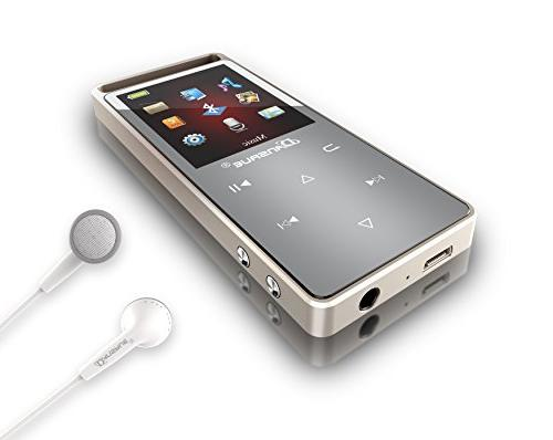 dansrue bluetooth mp3 music player