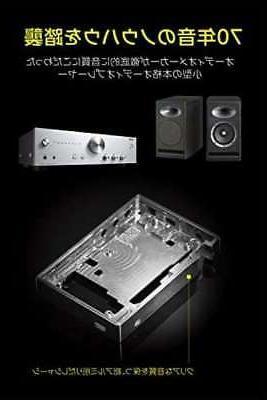 ONKYO Digital Audio rubato Hi-Res Compatible DP-S1