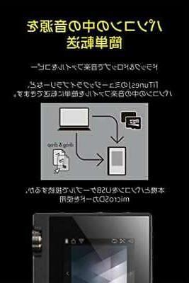 ONKYO Digital Audio Player rubato Hi-Res Compatible Black DP-S1 JAPAN