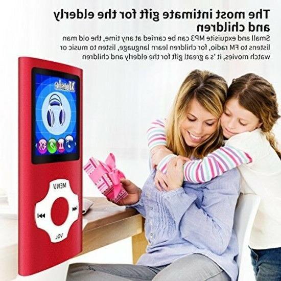 MYMAHDI Digital, Compact Portable MP3 Player (Max 64 GB